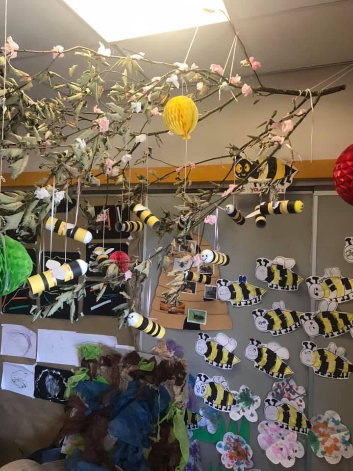 Nursery Bees